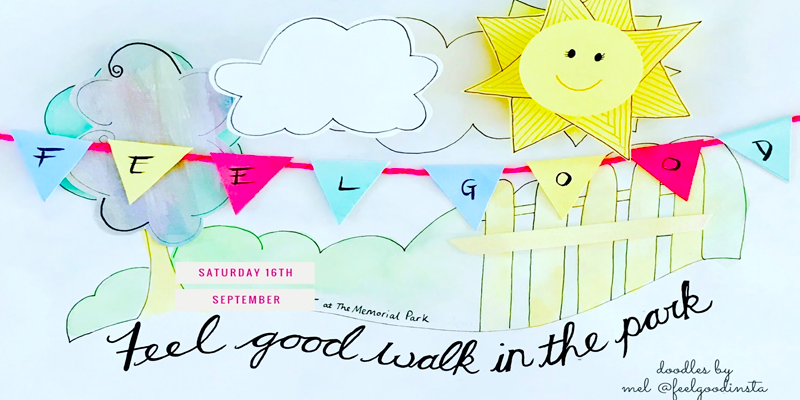 The Feel Good In The Walk Flyer