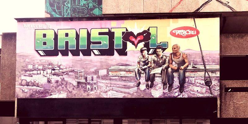 Photo of Street Art In Bristol