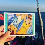 Swim and Tonic Postcard